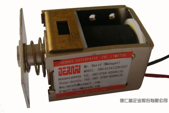Keep Solenoid DRF-K-0840-01