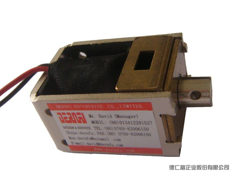 Latch Solenoid DRF-K-0840-02