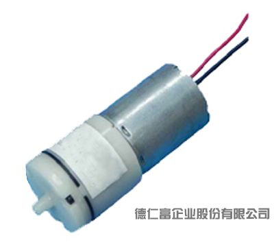 DRF-PA-3721-01无刷电机气泵Brushless motor pump