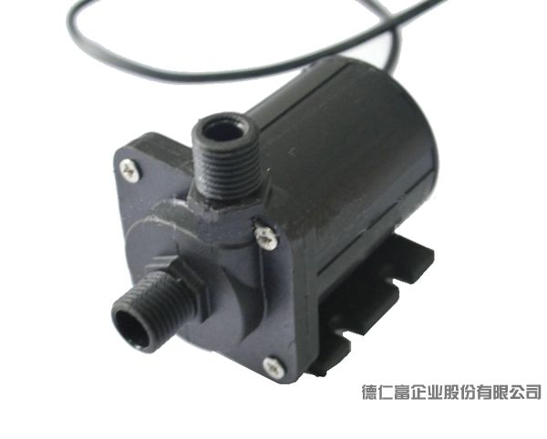 DC40E Series 无刷直流水泵DC Brushless Water Pump